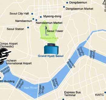 Grand Hyatt Seoul South Korea
